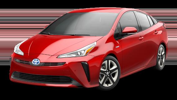 New 2019-Toyota-Prius