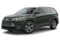 Toyota Highlander Limited Platinum Features & Options