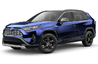 Toyota RAV4 XSE Hybrid Features & Options