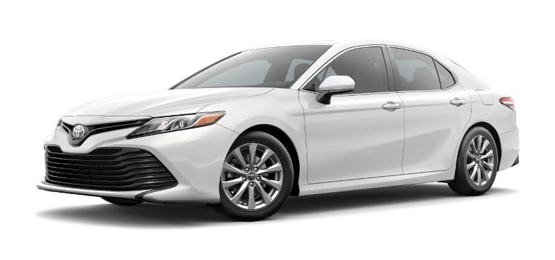 2019 Toyota Camry Hybrid LE Model