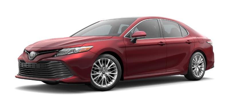 Toyota Camry Hybrid XLE Model