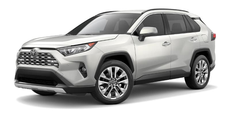 Toyota RAV4 Limited Model