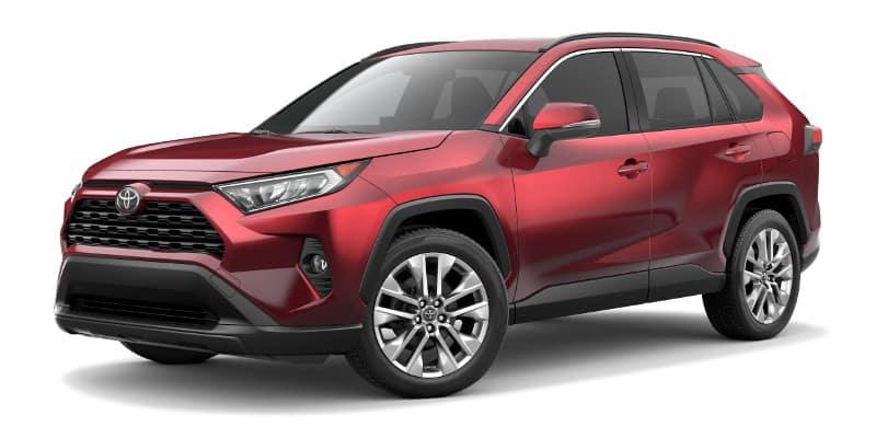 Toyota XLE Premium Model