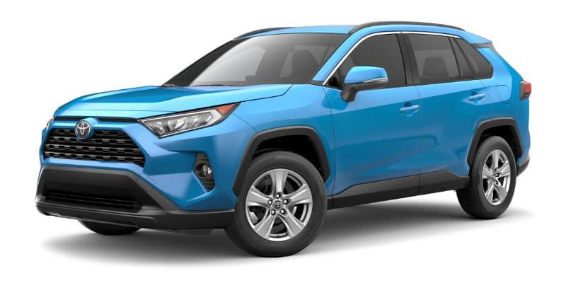 Toyota RAV4 XLE Model