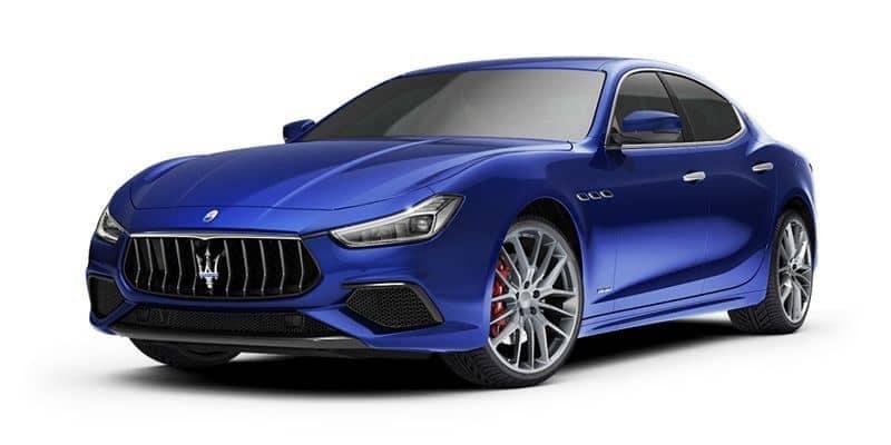 New 2018 Maserati Ghibli S Q4 AWD