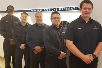 Maserati Service Professionals