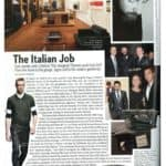 C for Men Magazine: The Italian Job
