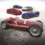 100 Years of Maserati