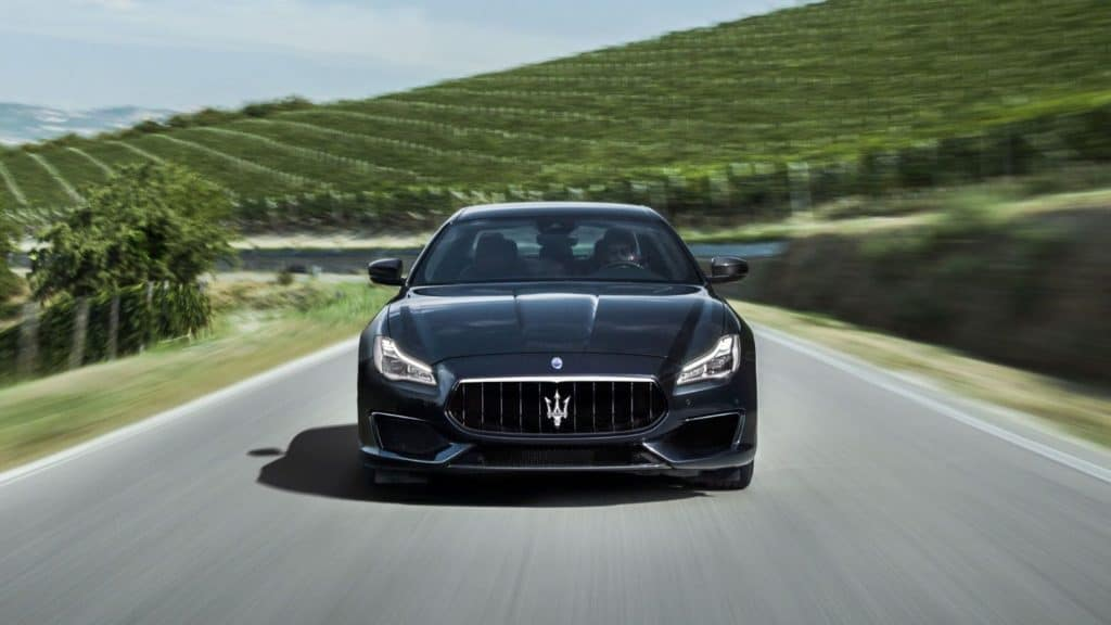 2018 Maserati Lease Pull Ahead Program