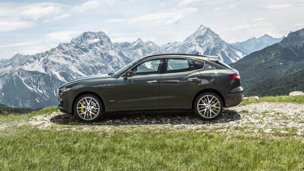 2018 Maserati Levante in Cincinnati