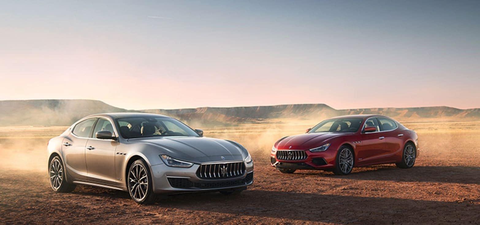 2019 Maserati Ghibli Luxury Sedan