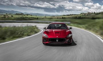 2019 Maserati Granturismo Mc Features And Specs Maserati