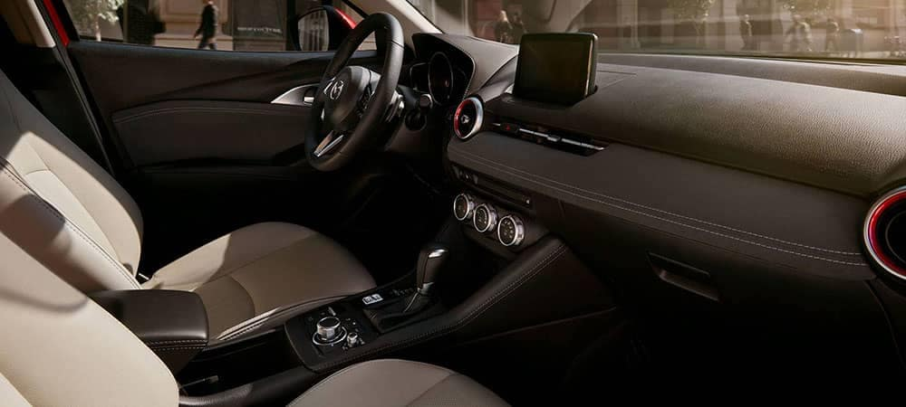Explore The 2019 Mazda Cx 3 Interior Features Mazda Of New Rochelle
