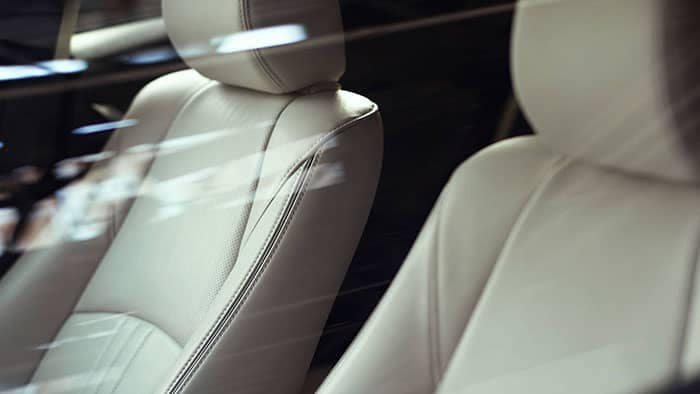 2019 Mazda CX-3 Interior Seating Material Closeup