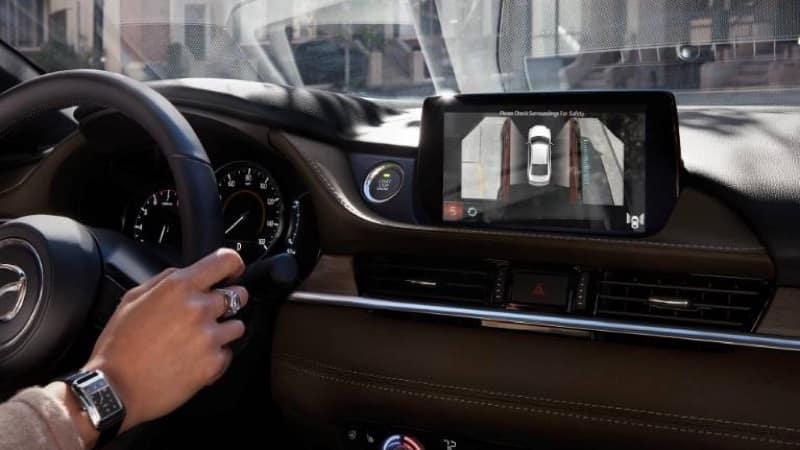2018 Mazda6 Safety