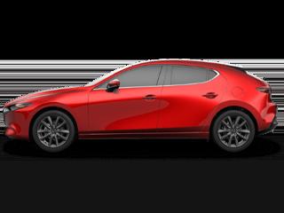 2020 Mazda3 Hatch