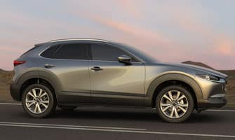 Mazda CX-30 side view