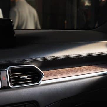 2020 Mazda CX-5 Interior Materials