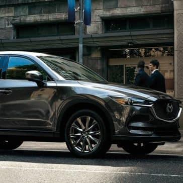 2020 Mazda CX-5 Parked