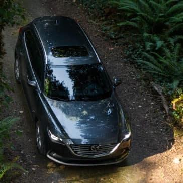 2020 Mazda CX-9 Top View