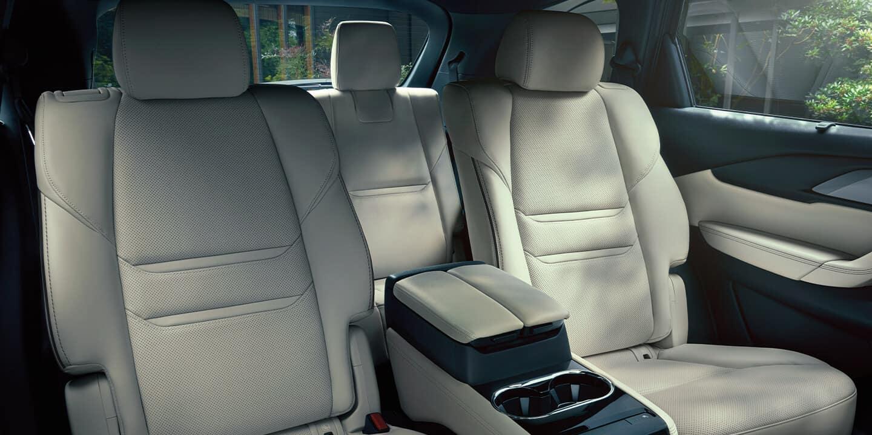 2020 Mazda CX-9 Seating