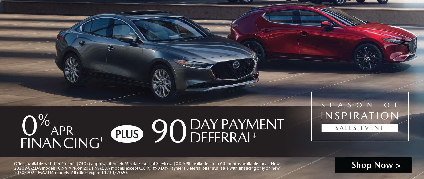 n New Car APR Special Offer Mazda of New Rochelle NY