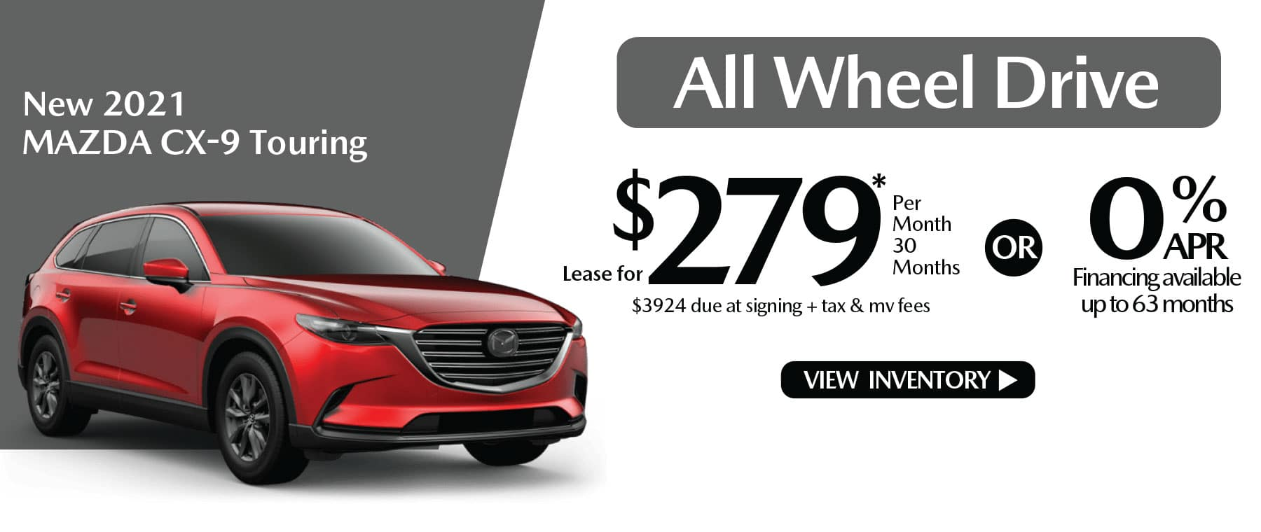 02u CX-9 hi New Lease Special Offer Mazda of New Rochelle NY