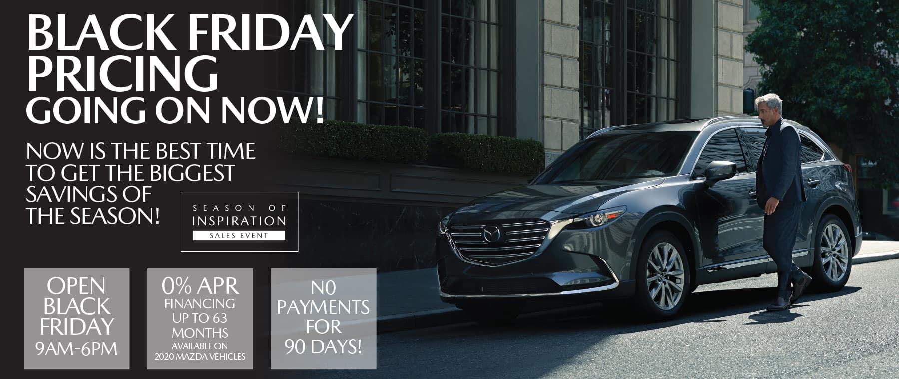 Black Friday Savings Mazda of New Rochelle NY