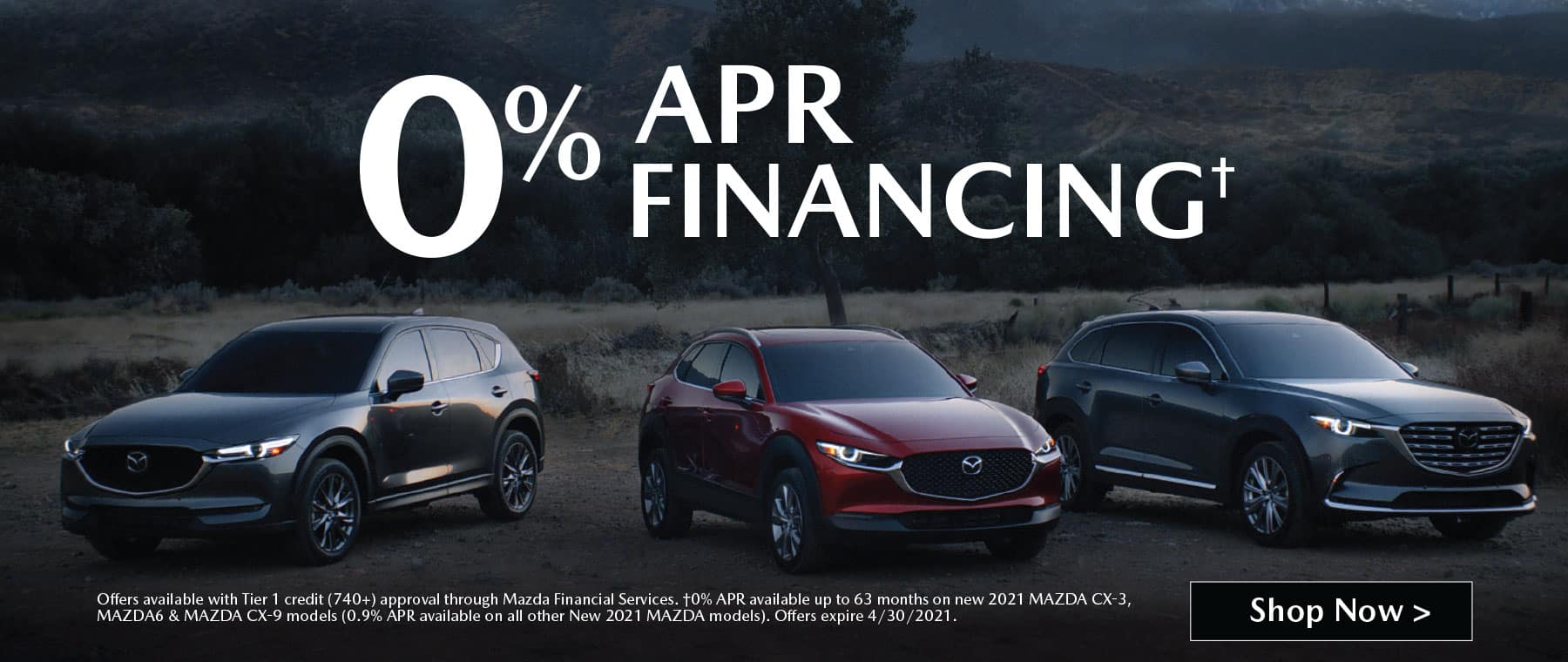 04 APR New Offer Mazda of New Rochelle