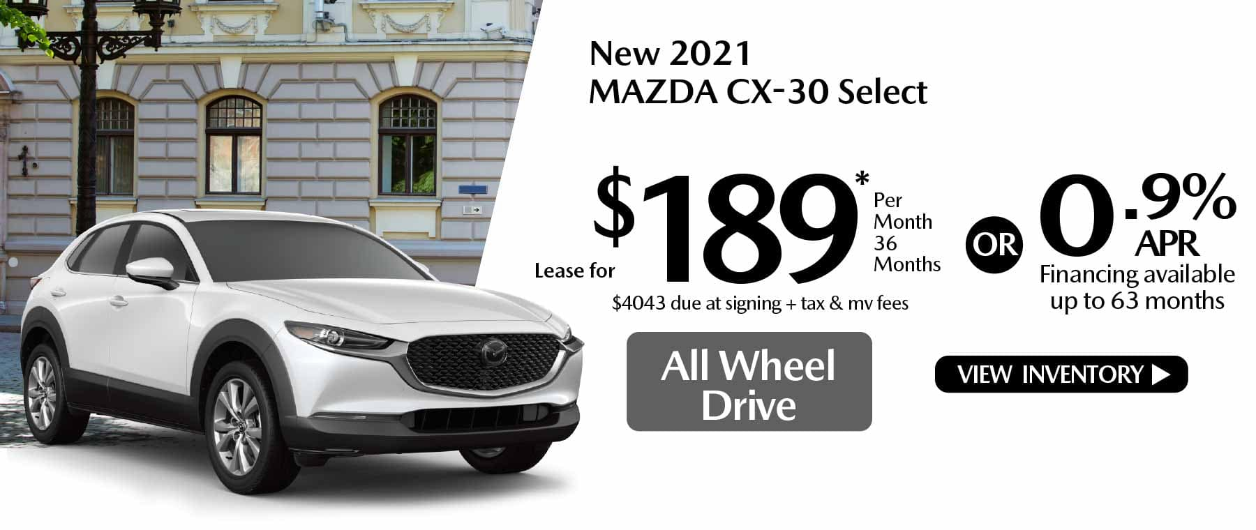 04 CX-30 hi New Lease Special Offer Mazda of New Rochelle NY