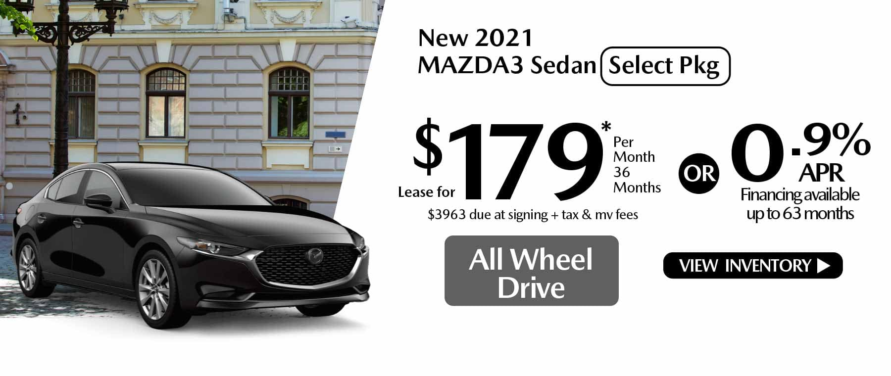 04 MAZDA3 hi New Lease Special Offer Mazda of New Rochelle NY