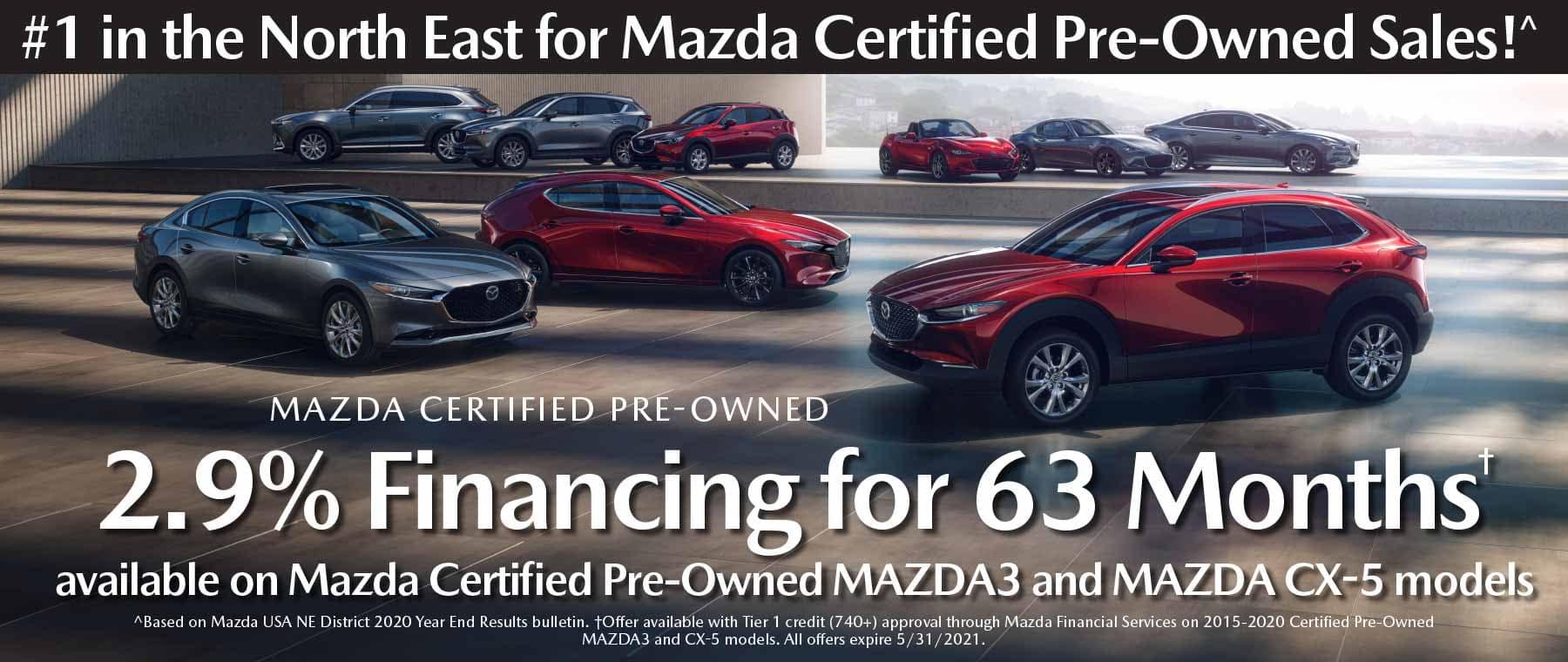 05hi CPO APR Mazda New Rochelle NY