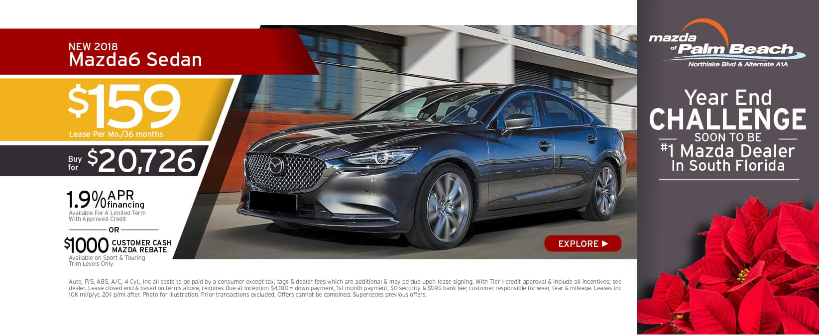 Welcome To Mazda of Palm Beach