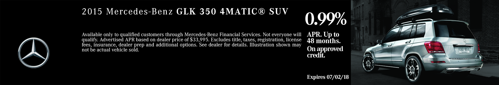 2015 Mercedes GLK 350 Suv For Sale Boise