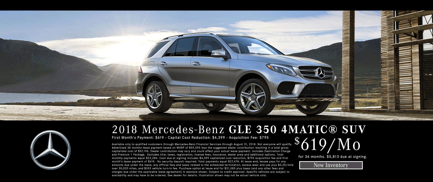 2018 Mercedes Benz GLE 350 4MATIC SUV For Sale Near Nampa