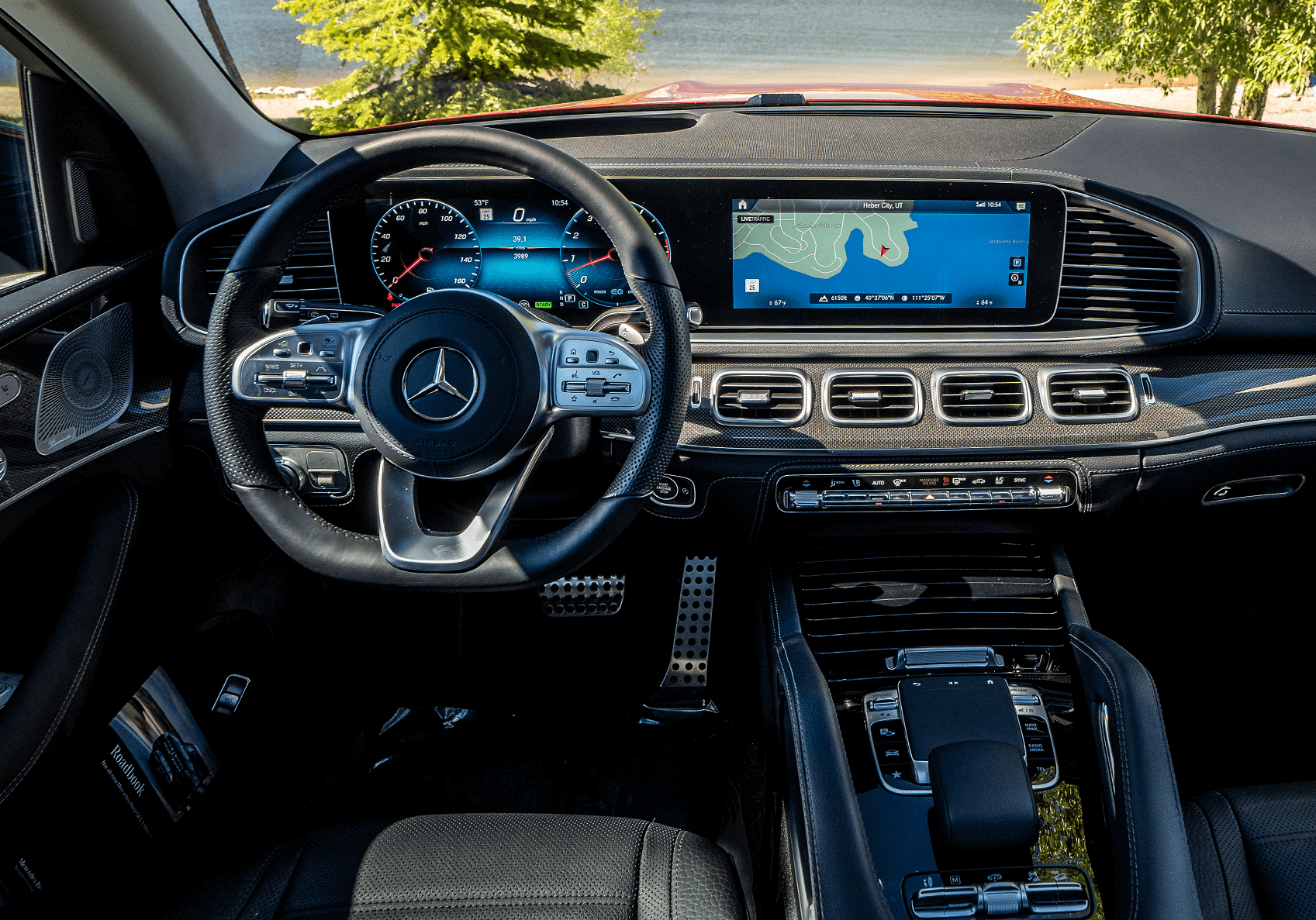 2019 Mercedes Benz GLS Interior