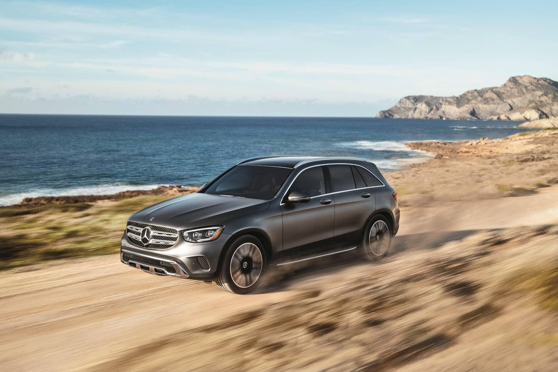 2020 Mercedes GLC in Silver