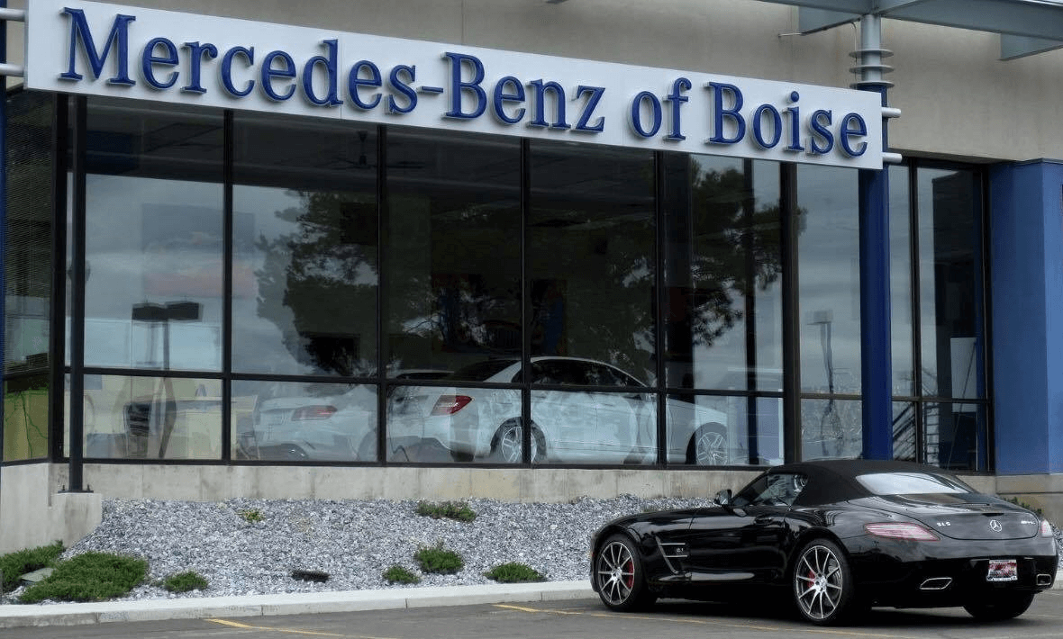Mercedes-Benz Dealer Idaho