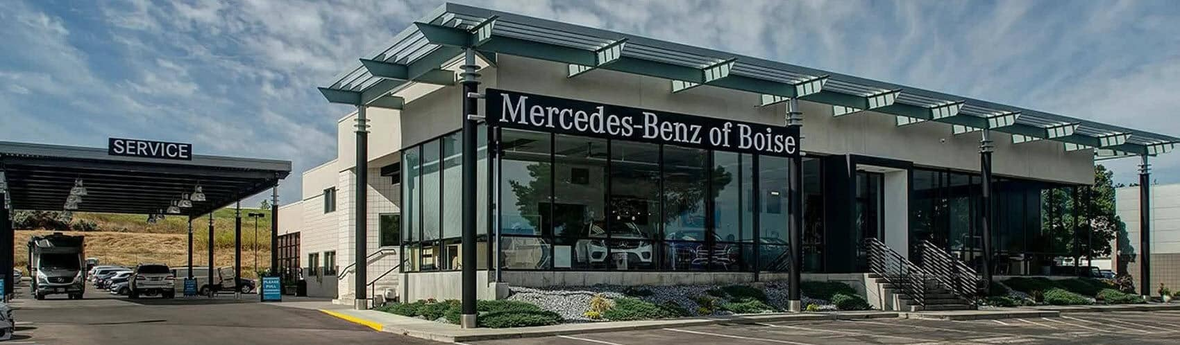 Mercedes-Benz Dealer Eagle ID