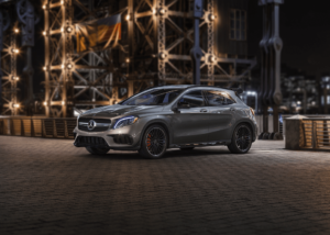 Mercedes GLA SUV
