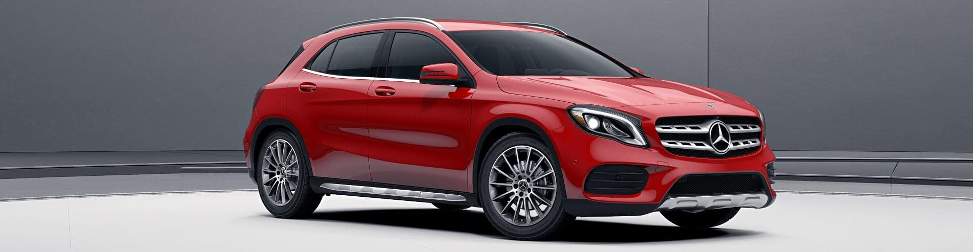 Mercedes GLA MPG