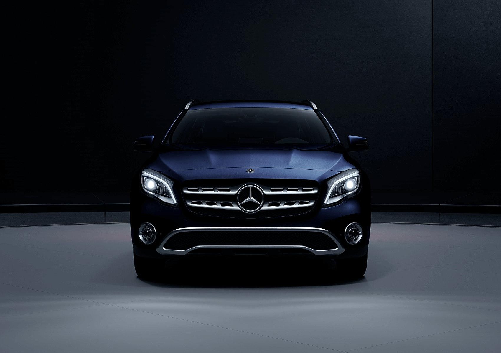 Mercedes GLA Safety
