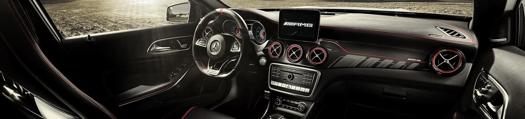 Mercedes GLA Technology