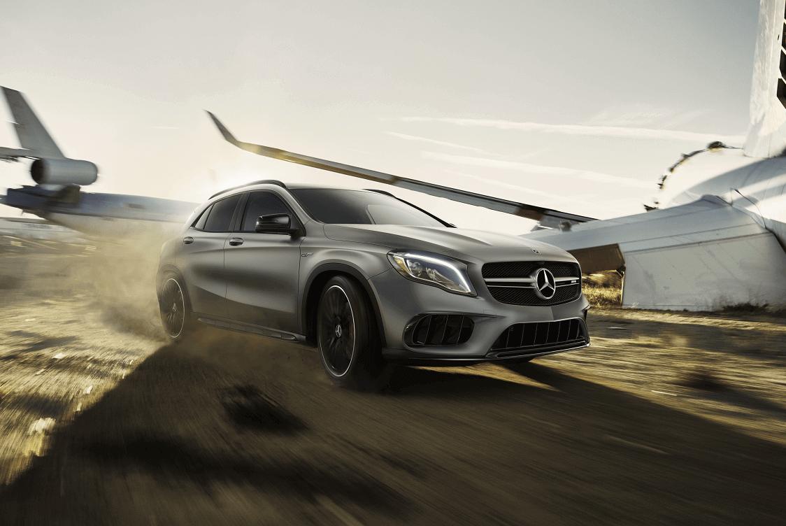 Mercedes GLA Engine Specs