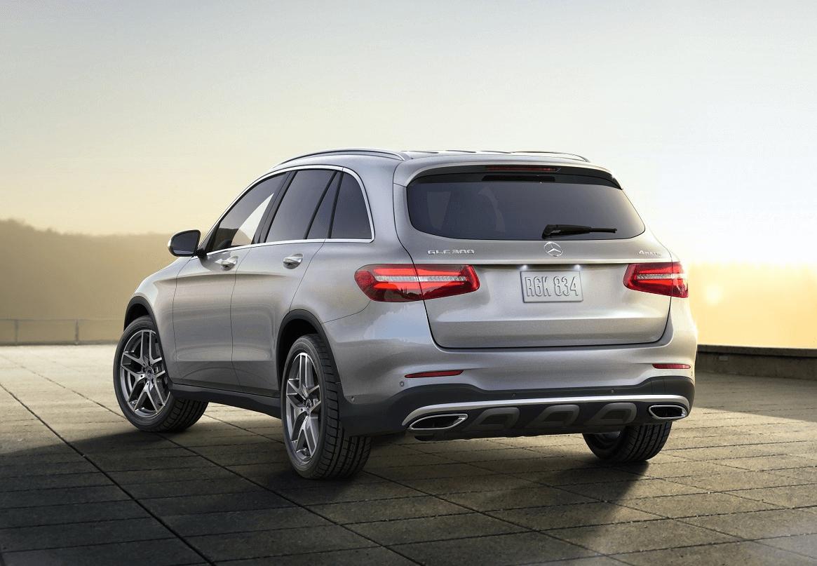 Mercedes GLC Safety