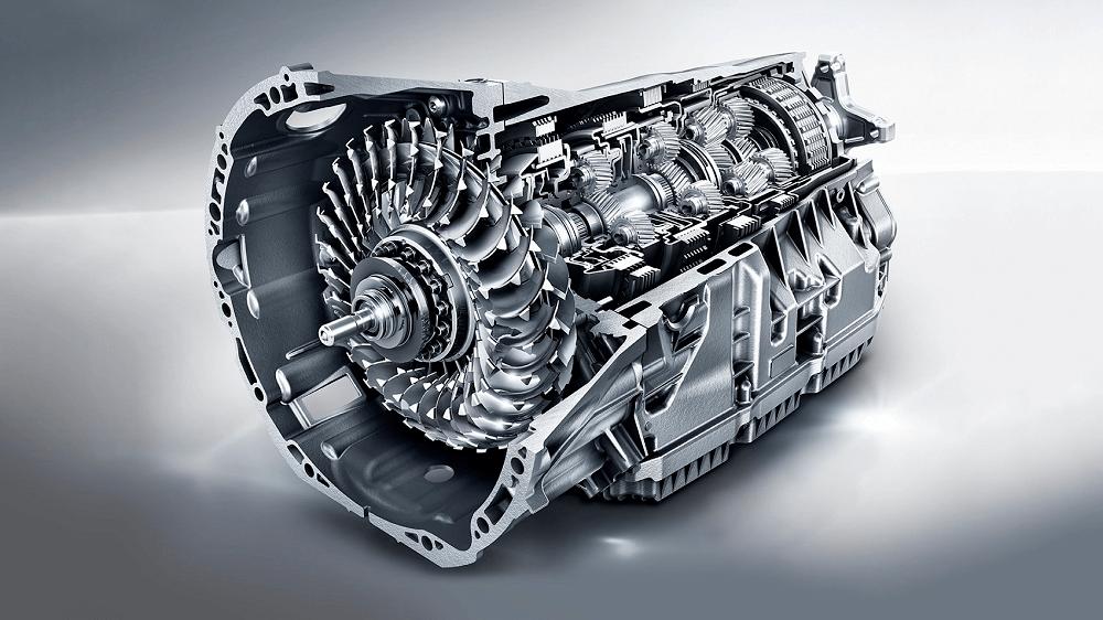 Mercedes GLC Transmission