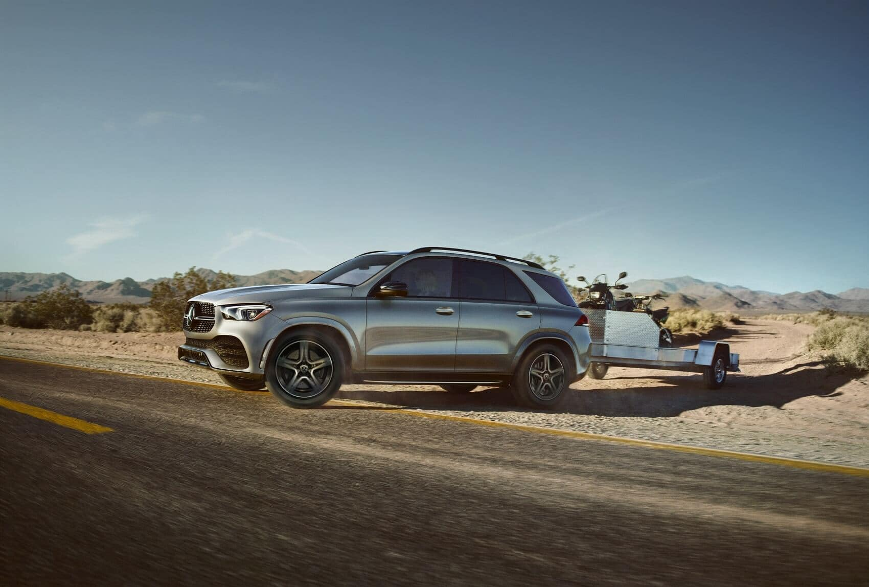 2020 Mercedes GLE Engine Specs