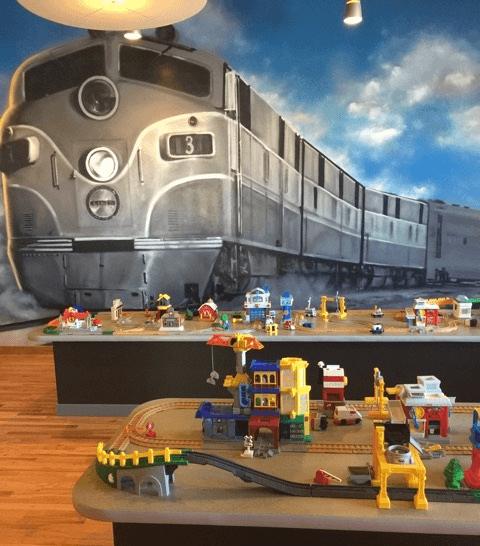 Children's Museum of Idaho Play Room