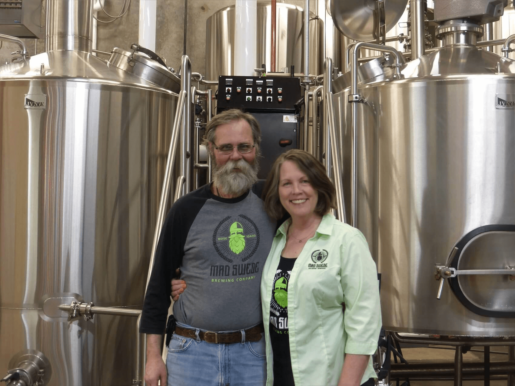 Mad Swede Brewing near Boise