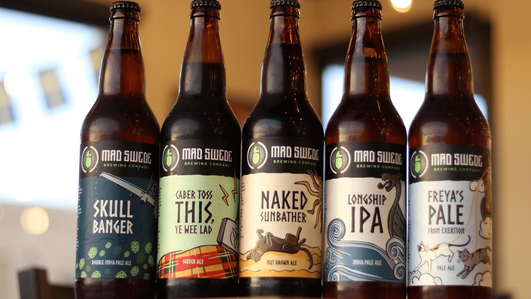 Mad Swede Brews